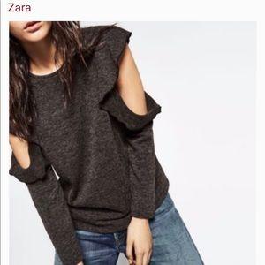 Zara Dark Gray sweater